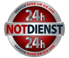 24h Notdienst-Service