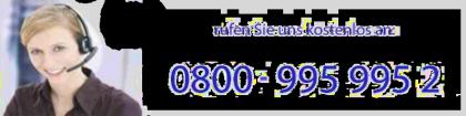 Anrufdame vom Schlüsseldienst Tübingen